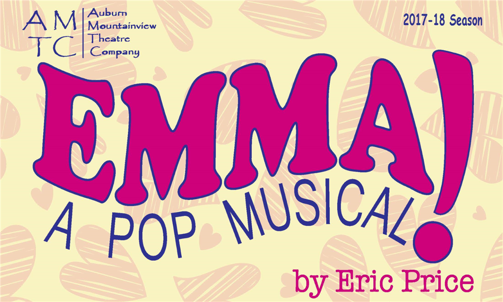"Spring Musical ""Emma! A Pop Musical"" by Eric Price"