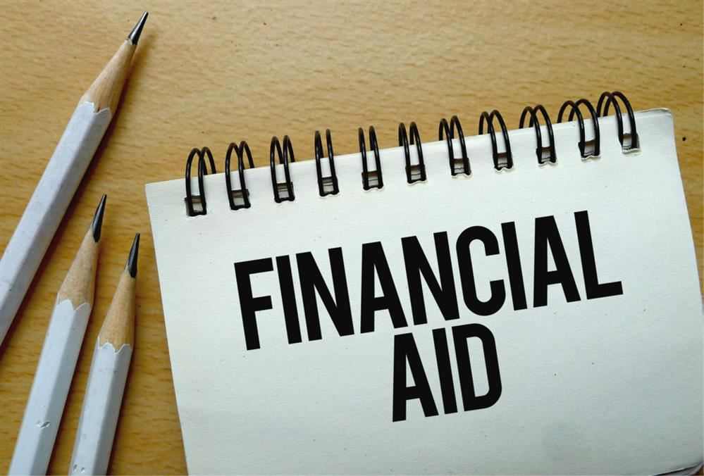 Financial Aid Virtual Events - Wednesday and Thursday, December 2 and 3, 2020