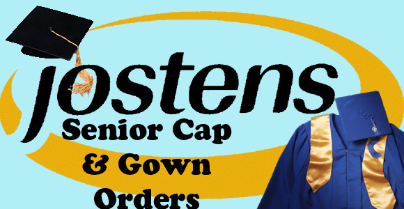 Josten's Caps and Gowns - Pick Up Day Wednesday, April 3, 2019
