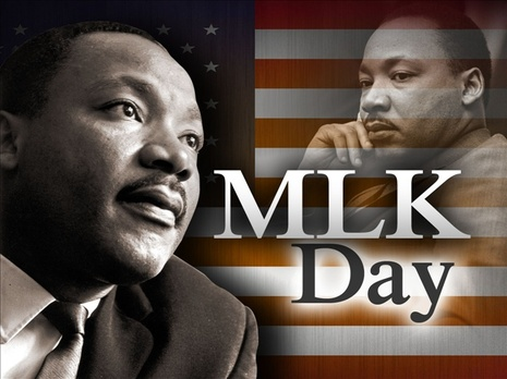 Martin Luther King Jr Day - School Closed - Monday, January 18, 2021