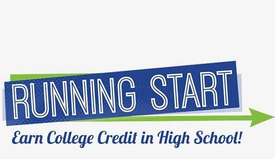 New Running Start Student Counselor Appointments Begin - Monday, May 3, 2021