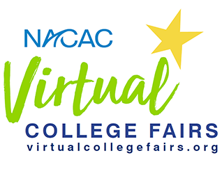 Virtual College Fairs - Sundays, February 28, March 21, and May 2, 2021
