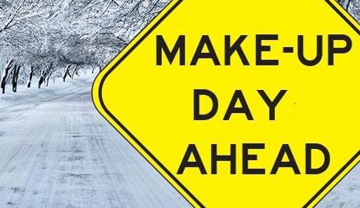 Snow Make-Up Day - Wednesday, May 27, 2020