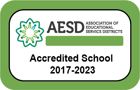 The accreditation process supports a long-term vision for a performance-based educational system tha