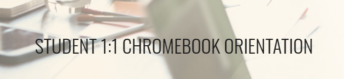 Click here for more information about getting your Chromebook