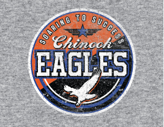 Chinook T-shirt and Sweatshirt Order Form