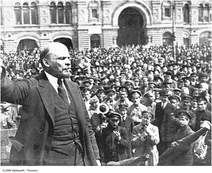 Grenz, Michael / Chapter 25 - WWI and Russian Revolution