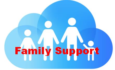 Family Support Needed? Click Here.