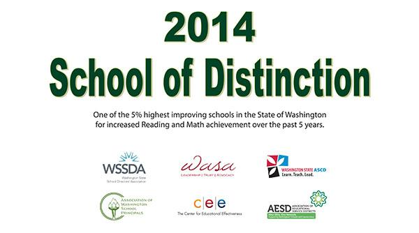 2014 School of Distinction