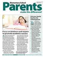 Parents Make The Difference Newsletter