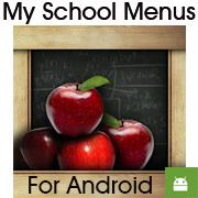 Android App Image for Menus
