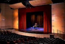 Performing Arts Theatre At Auburn Mountainview Tam
