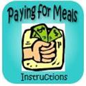 paying for meals