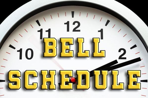 Bell Schedule Clock Image