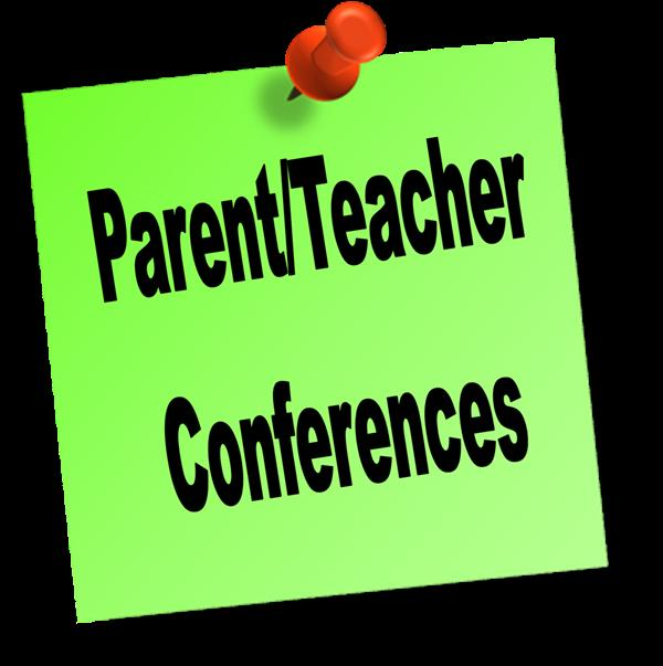 Parent Teacher Conferences Tonight!