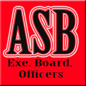 Meet the Executive Board and ASB Officers