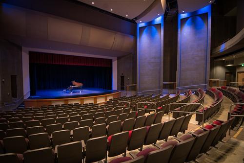 Performing Arts Auburn Performing Arts Center Apac