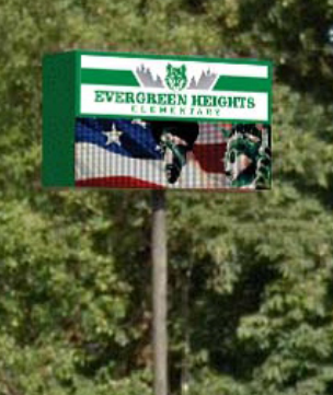 Evergreen Heights Elementary Home Page