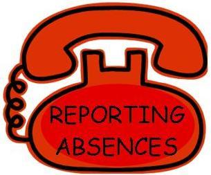 Report An Absence At Evergreen Heights