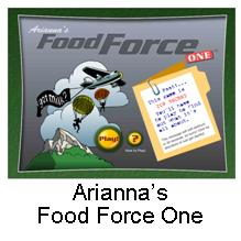 Food Force One Game