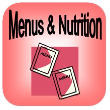 Menus and Nutrition